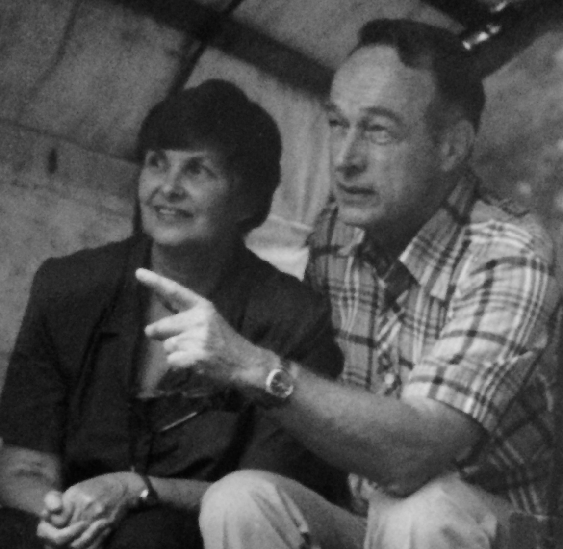 Gordon and June Gustafson (Grace's Mom and Dad) Kingdom Discipleship Personified