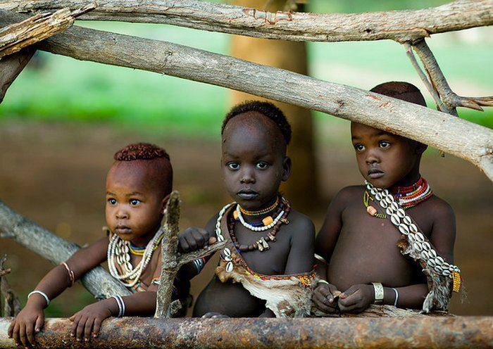 Pray for the Children of Ethiopia